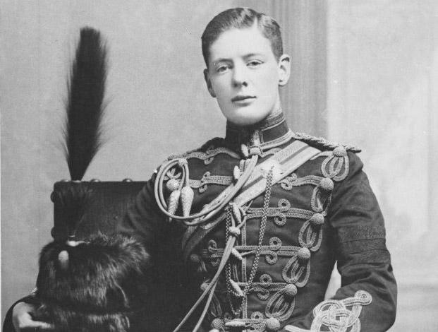 Winston Churchill 4th Hussars
