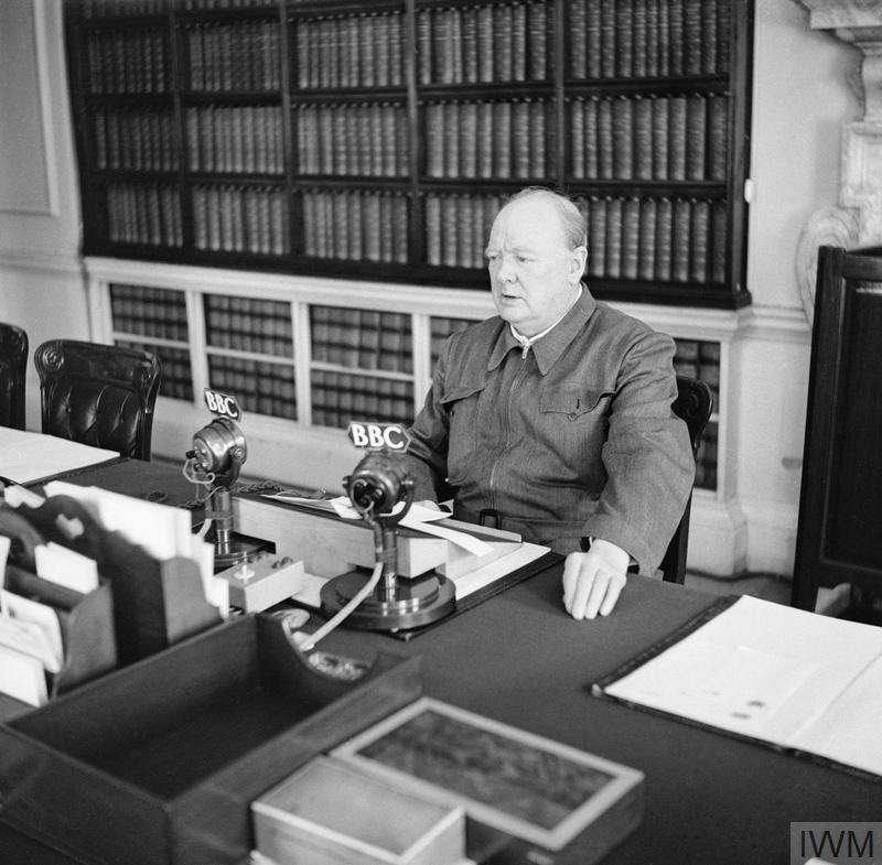 Winston Churchill BBC